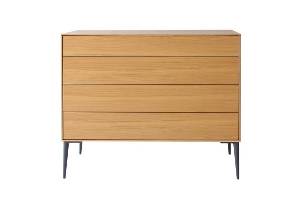 bedroom collection sofia oak chest of drawers