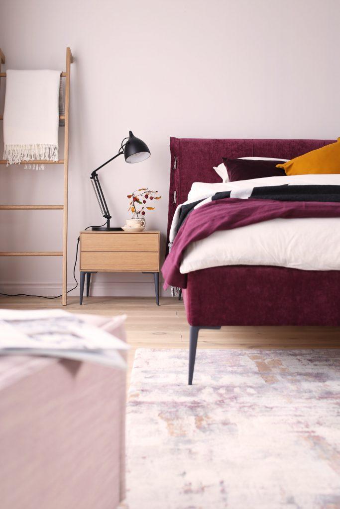 guļamistabas kolekcija sofija